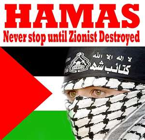 Hatred of the Jew nothing to do with reclaiming the land.