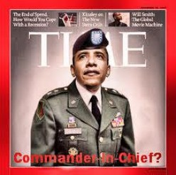 Confused Commander-In-Chief? Whose Behalf?
