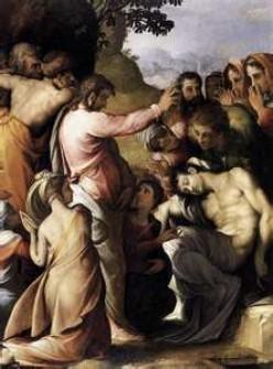 Raising of Lazarus