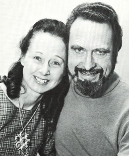 Joan and Rudolph Benesh