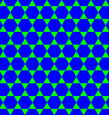 semi regular tessellation