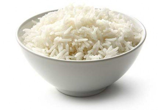 A bowl of rice. Would you like some?