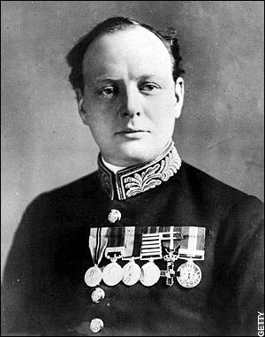 Commander Churchill