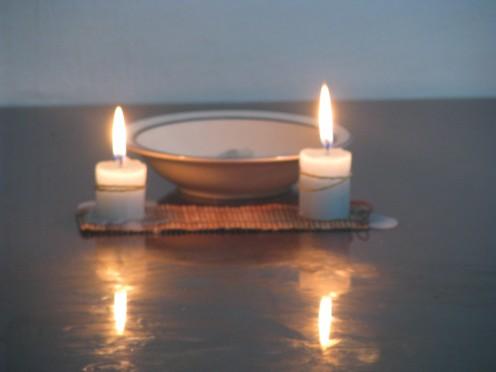 Prayer and Lights