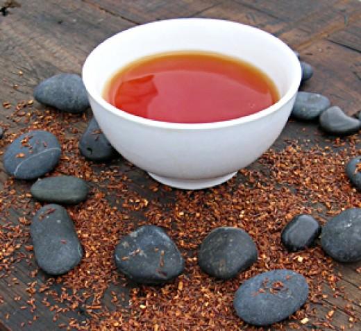 Rooibos or redbush tea