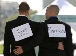 For Gay Marriage