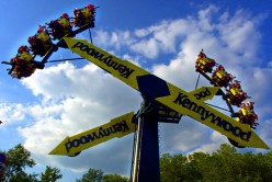 Kennywood Park (West Mifflin, PA) - Black Widow