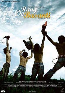 Rong De Bsanti : an Amir Khan Film