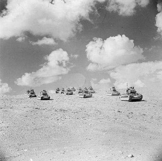 The Battle for Tobruk
