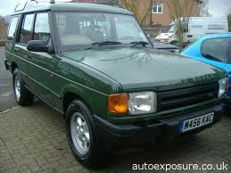 My most recent 'Landie', Epsom Green finish, 1995 (M-Reg). No complaints so far!