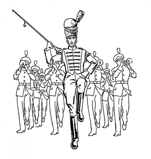 A person should not die because he or she passed an audition and joined a marching band,