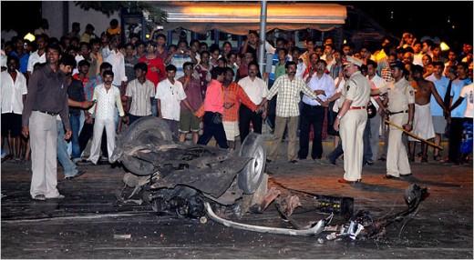 Mumbai again under terror attack