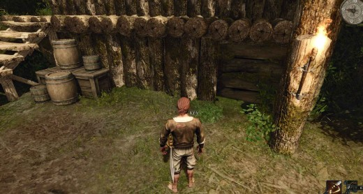 Risen 2 Where to Find the Key to Free Tahana