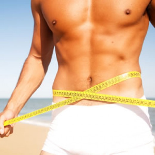 With a little hard work and with a healthy diet, it is possible to get abs no matter what your body type is.