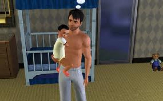 A baby Sim