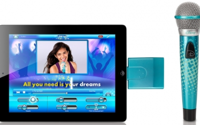Disney Karaoke & Wireless Microphone
