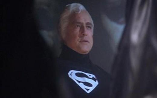 Marlon Brando as Jor-El from Superman: The Movie