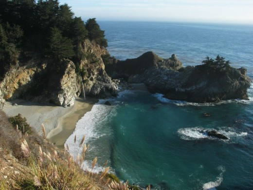 Big Sur Ocean Cove