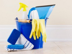 How to clean your house inside out?