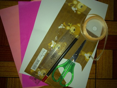basic stationary and construction papers