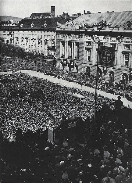 Vienna after the Anschluss