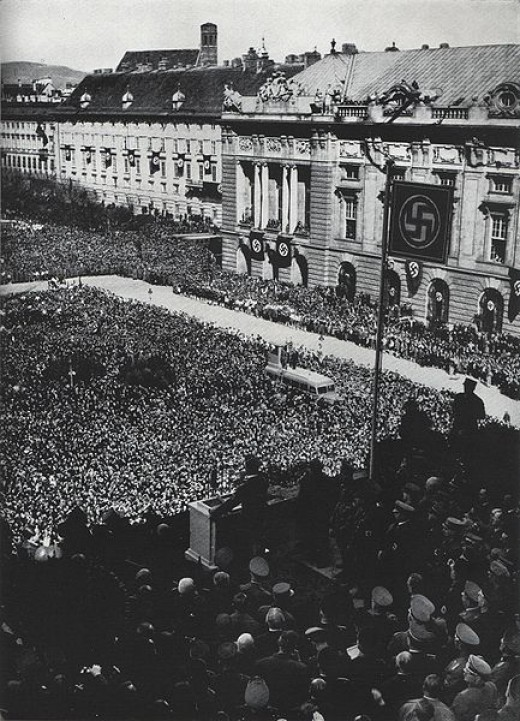 Vienna after the Anschluss