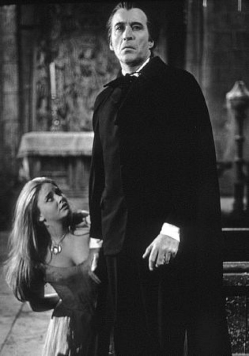 Linda Hayden (1970's Taste the Blood of Dracula)