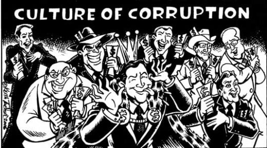 Culture of Corruption