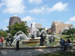 Kansas City, Missouri: The City of Fountains