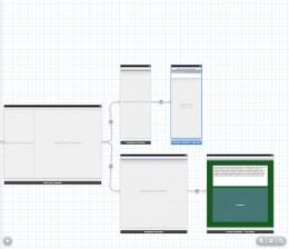 Figure 2 - Basic SplitViewController Layout