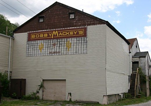 Bobby Mackey's Music World And it is supposed to be one of the most haunted places in America