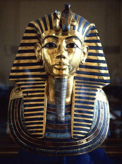 Funeral Mask of Tutankhamen