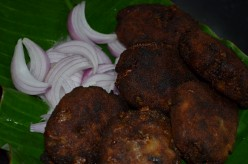 Kerala Style Meat Cutlet recipe