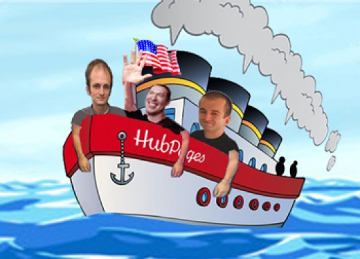 The Hubpages Ship