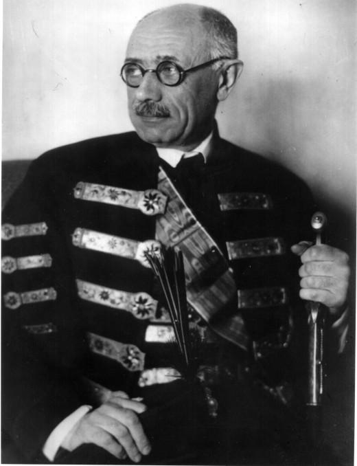 Count Pál Teleki