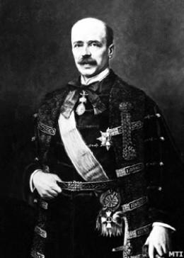Count István Bethlen