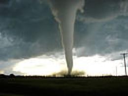 3 little girls = tornado