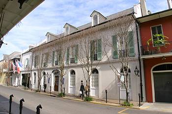 Hotel Provincial in New Orleans, Louisiana