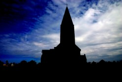How and why is Sunday considered a day for church and religious practices?