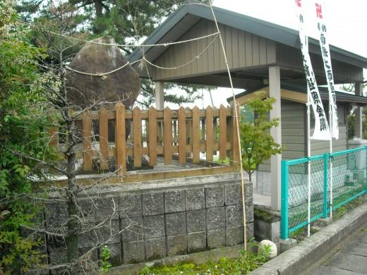 Small temple in Minokamo City.