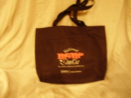 My free tote bag that the goodies came in!