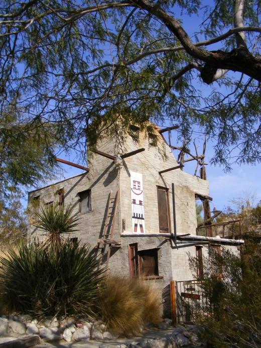 Cabot's Adobe Museum.