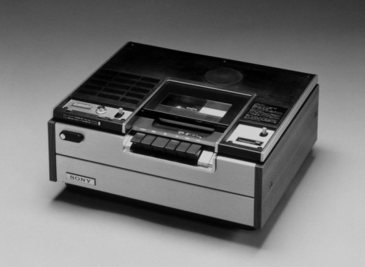 The Sony Betamax Tap Player