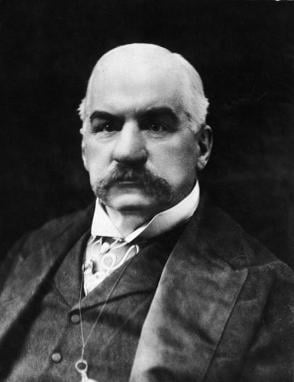 J. P. Morgan was the final boss of Tesla who almost unleashed wireless power upon the world, that is, until he realized what that would mean to his electrical power fortunes. He then turned against Tesla and was involved in his demise.