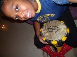 Djembe drumming is a passion of mine. Though I am by no means professional, it gives me joy to do it.
