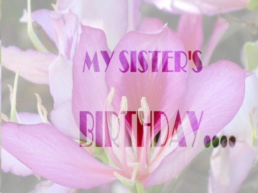 Happy Birthday Wishes For Sister Sweet And Funny Messages