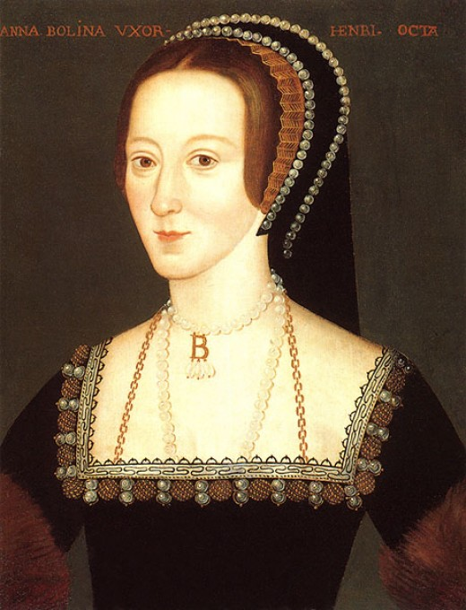 Anne Boleyn, Henry's second wife and Catherine's cousin