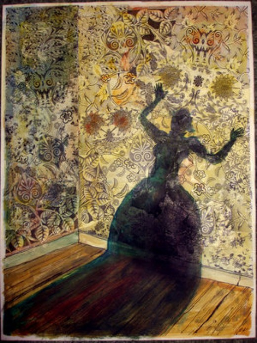 essays on the yellow wallpaper by charlotte gilman