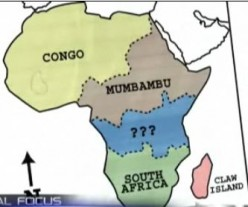 Africa: Still the Dark Continent