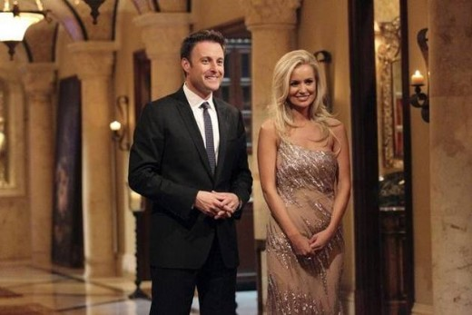 Chris Harrison and Emily Maynard